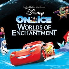 Greenville, SC Events for Kids: Disney on Ice Presents Worlds of Enchantment