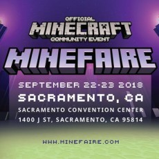 Things to do in Roseville, CA for Kids: Minefaire, Minefaire