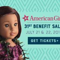 Things to do in Madison, WI for Kids: American Girl Benefit Sale - Sunday Markdown, Madison Children's Museum