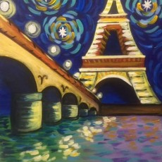 Van Gogh's Paris - Teen Night!