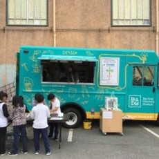 Things to do in Walnut Creek-Diablo, CA for Kids: Bay Area Discovery Museum Try-It-Truck, Walnut Creek Library