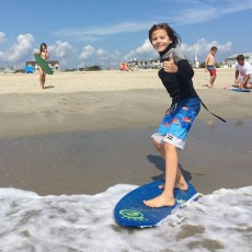 Things to do in Red Bank, NJ for Kids: Try Skim Camp FREE , Jersey Shore Skim Camp