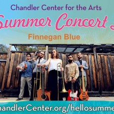 Things to do in Chandler, AZ: Free Summer Concert Series - Finnegan Blue