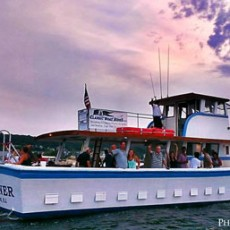 Sunday Afternoon Boat Tours on the Navesink