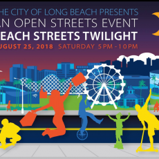 Things to do in Long Beach, CA for Kids: Beach Streets Twilight, Beach Streets