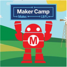 Things to do in Long Beach, CA for Kids: Maker Camp (Ages 10-16), Long Beach Public Library