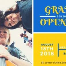 Things to do in Gilbert, AZ for Kids: Grand Opening of Baker Performing Arts!, Baker Performing Arts