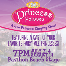 Things to do in Red Bank, NJ for Kids: Princess Palooza!, Jenkinson's Boardwalk
