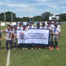 Things to do in Martin County-Port St Lucie, FL for Kids: Send-Off Rally & Fundraiser for 11U All-Stars State Champs, Martin County North Little League