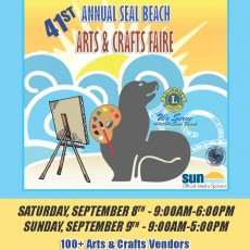 41st Annual Arts & Crafts Faire