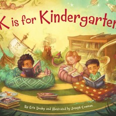 Things to do in Folsom-EDH, CA for Kids: Storytime with Erin Dealey, author of K is for Kindergarten, Face In A Book
