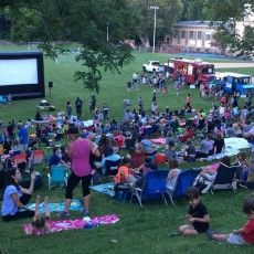 Things to do in Eastern Main Line, PA for Kids: Movies Under the Stars- The Greatest Showman, Chestnut Hill Community Association