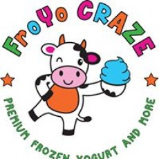 Things to do in Peoria, AZ for Kids: Mermaid Glow in the Dark Family Paint Night, Froyo Craze