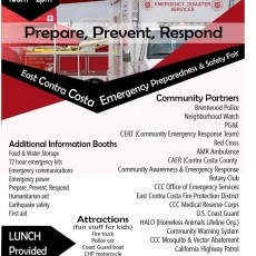 Things to do in Antioch-Brentwood, CA for Kids: Emergency Preparedness & Safety Fair, East Contra Costa Emergency Preparedness & Safety Fair