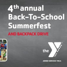 4th Annual Back-to-School Summerfest