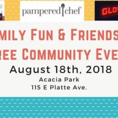 Family Fun & Friendship Community Event