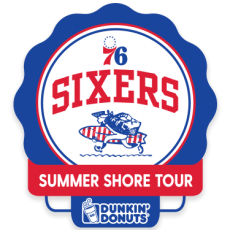Things to do in Cape May County, NJ for Kids: Sixers Summer Shore Tour, Stone Harbor Recreation