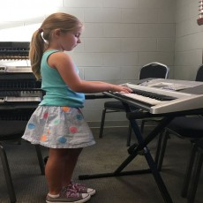Piano Lessons with Musikgarten