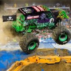 Things to do in Riverview-Ruskin, FL for Kids: Monster Jam Triple Threat Series, Amalie Arena
