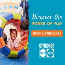 Learn & Play classes! for kids 0-5 to help aid their development at every stage.