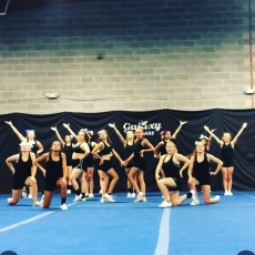 Tumbling and Cheer Party