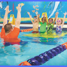 Junior Swim Classes (Ages 3-4)