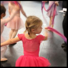 Tiny Star's Creative Movement Class Ages 2 & 3 years old