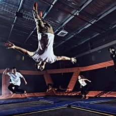 Columbia, MO Events: Open Jump