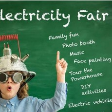 Things to do in Folsom-EDH, CA for Kids: Electricity Fair at Historic Folsom Powerhouse, Folsom Powerhouse State Historic Park