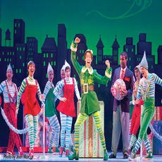 Things to do in Worcester, MA: ELF The Musical