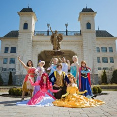 Things to do in Bridgewater NJ for Kids:  My Fairytale Party's Princess Ball at The Legacy Castle, My Fairytale Party