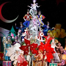 Things to do in New Haven, CT for Kids: Cirque Dreams Holidaze, Oakdale Theatre
