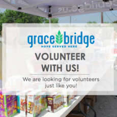 Grace Bridge Food Distribution