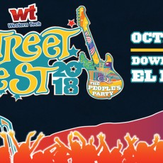 Things to do in El Paso East, TX: El Paso Downtown Street Fest