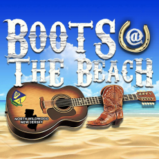 ***Weather Cancellation*** Boots at the Beach Country Festival ***Hours Vary***