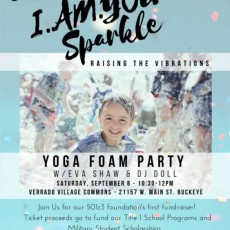 Ignite Yoga Foam Party