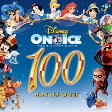 Things to do in Tracy-Manteca, CA for Kids: Disney on Ice - 100 Years of Magic, Oracle Arena and Oakland Alameda County Coliseum