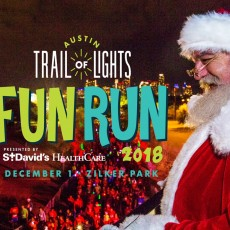 Things to do in Austin West, TX for Kids: Austin Trail of Lights Fun Run, Austin Trail of Lights