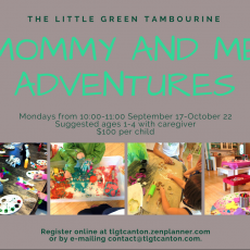 West Hartford-Farmington Valley, CT Events: Mommy and Me Adventures