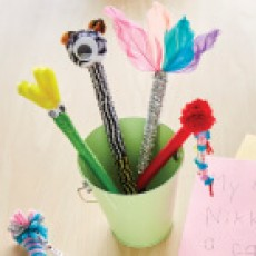 Tracy-Manteca, CA Hulafrog | Back to School Craft - Pencil