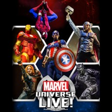 Things to do in Troy, MI: Marvel Universe Live