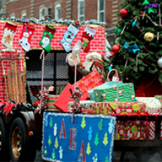 Doylestown-Horsham, PA Events for Kids: Holiday Parade @ Butler Avenue
