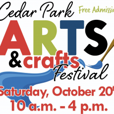 Things to do in Round Rock-Georgetown, TX for Kids: Arts & Crafts Festival, Cedar Park Recreation Center