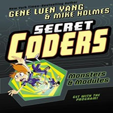 Things to do in Aurora, CO for Kids: Gene Luen Yang - Secret Coders: Monsters & Modules-Author Meet N Greet, Tattered Cover Book Store-Colfax