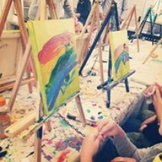 Things to do in Fishers-Noblesville, IN: Family Art Time