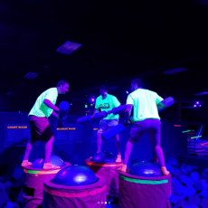 Columbia, MO Events: Saturday Night Open Jump with Glow