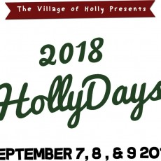 Clarkston-Waterford Township, MI Events for Kids: HollyDays!