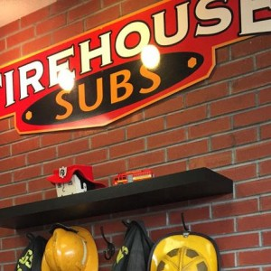 Firehouse Subs Eastgate Mall: Firehouse Subs - Eastgate Location ONLY