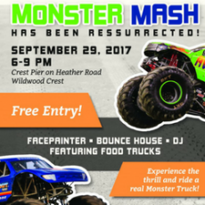 Monster Mash Block Party
