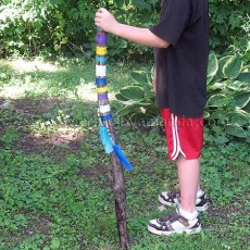 Cincinnati Eastside, OH Events: Make and Take: Craft Your Own Hiking Stick